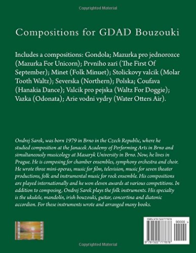 Compositions for GDAD Bouzouki