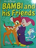 Walt Disney's Bambi and His Friends (0307115267) by Disney