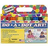 Do-A-Dot Rainbow Art Set (Set of 6 colors)