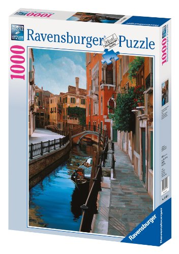 514TwS5zRFL Reviews Ravensburger Venetian Expressions   1000 Piece Puzzle