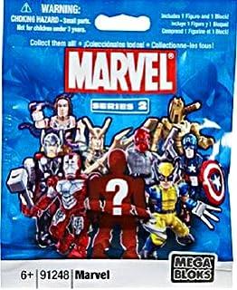 Mega Bloks – Marvel série 1 – Lego(R) by Alkinoos