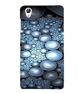PrintVisa Pearl Design 3D Hard Polycarbonate Designer Back Case Cover for VivoY51L