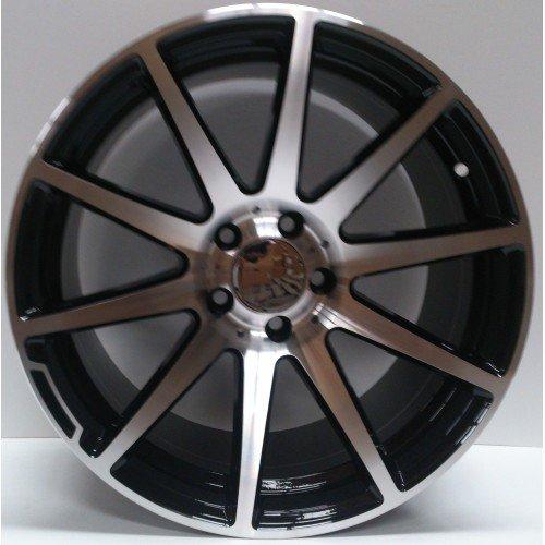 2-x-roues-en-alliage-style-Series-Noir-18-x-85-Machine-Noir-greggson-gg-116-cc