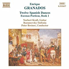 12 Danzas espanolas (Spanish Dances), Op. 37 (arr. Peter Breiner): No. 4 Villanesca: Allegretto alla pastorale