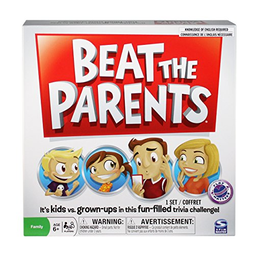 Beat The Parents Board Game (Top Rated Board Games For Kids compare prices)