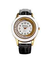Big Tree Elaine Off-White Dial Analogue Off-White Dial Womens Watch - W1099Bb