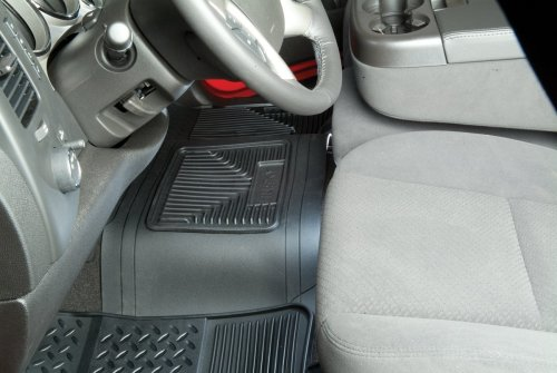 Husky Liners 53001 Black Heavy Duty Center Hump Floor Mat