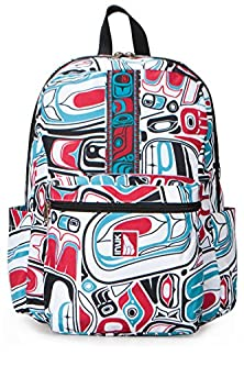 buy Inuk Unisex Totem Backpack Fits Up To 14 Inches Laptop Bag With Two Sides Pockets