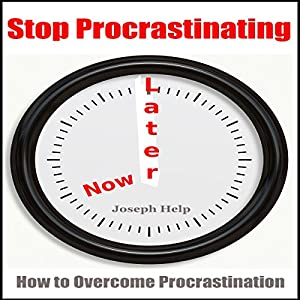 Stop Procrastinating Audiobook