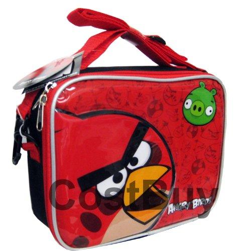 Angry Birds Lunch Bag Box