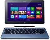 Samsung ATIV Smart PC 500T With AT&T 3G/4G LTE (NO Contract) 11.6 inch Windows 8 tablet With Keyboard Atom Z2760 2GB 64GB MicrosHDMI thumbnail