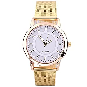 Moonar®De Moda reloj de pulsera para mujeres chicas marca Moonar
