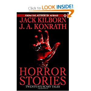 Horror Stories - JA Konrath