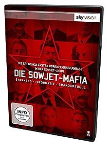 Die Sowjet-Mafia - Die spektakulärsten Korruptionsskandale in der Sowjetunion (SKY VISION) [2 DVDs]
