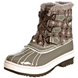 Skechers Kids Highlanders Safari Glitz Boot