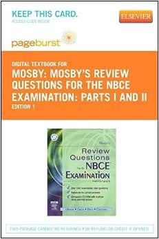 nbce aspect 1 evaluation book