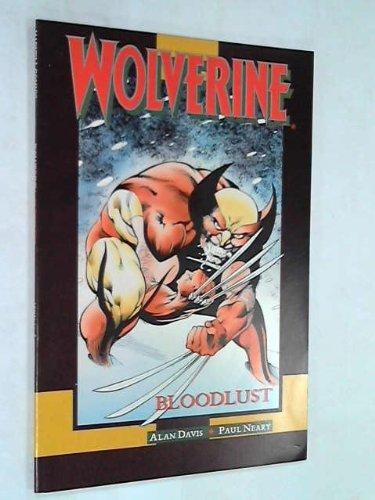 Wolverine: Bloodlust PDF