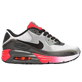 uk availability 7457f d7208 Nike Air Max 90 Lunar (GS) White Multi Youths Trainers