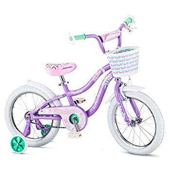 "Schwinn Girl's Jasmine Bicycle, 16"", Purple"