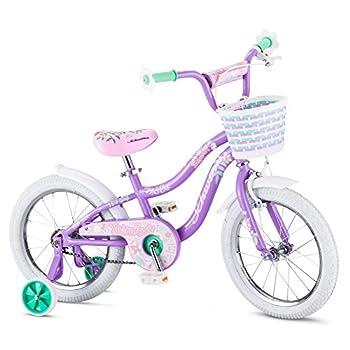 "Schwinn Girl's Jasmine Bicycle, 16"", Purple"
