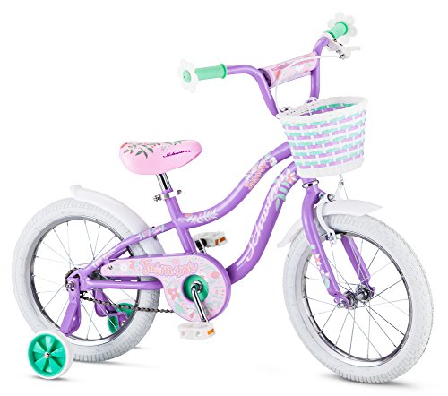 "Schwinn Girl's Jasmine Bicycle, 16"", Purple 0"