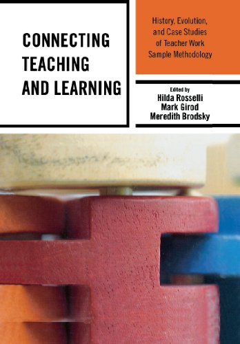 Connecting Teaching And Learning: History, Evolution, And Case Studies Of Teacher Work Sample Methodology front-689714
