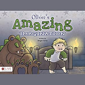 Oliver's Amazing Imagination Audiobook