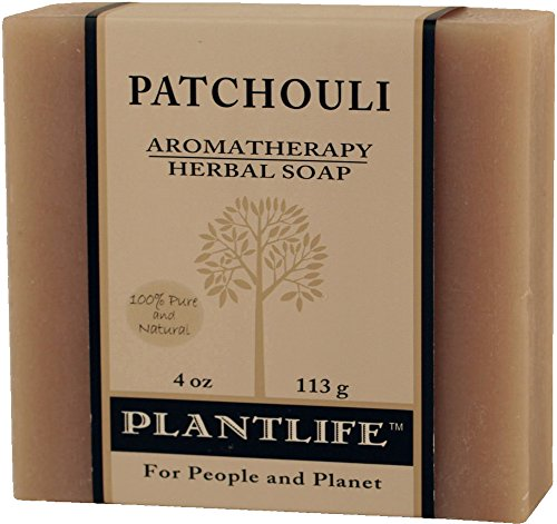 Plantlife Natural Body Care - Aromatherapy Herbal Soap Patch
