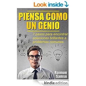 Amazon.com: Piensa como un genio: 7 pasos para encontrar soluciones
