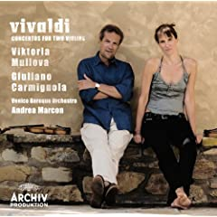 Vivaldi: Concertos for two Violins