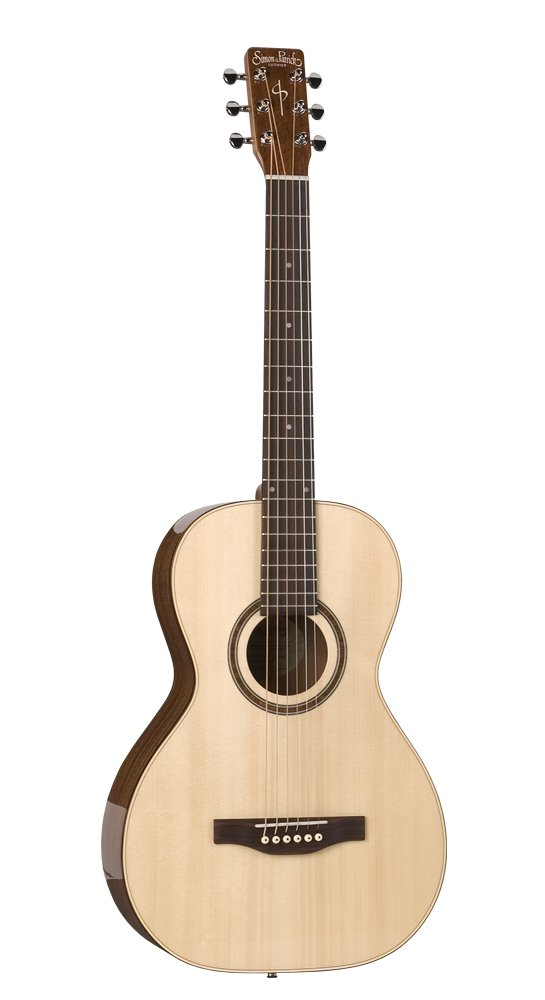 Simon & Patrick Woodland Pro Parlor Acoustic Guitar   Spruce HG choose buy other related content