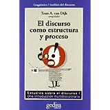El Discurso Como Estructura Y Proceso (Cla-De-Ma)