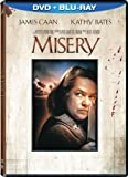 Image de Misery (Two-Disc Blu-ray/DVD Combo in DVD Packaging)