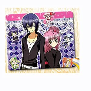 """Japanese Anime Shugo Chara Mouse Pad with Design Gaming Mouse Pad 11.8""""*14""""(30cm*36cm)"""