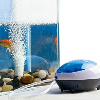 Ultra Silent High Energy Efficient Aquarium Fish Tank Oxygen Air Pump from YingYing Supplies