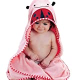 Buytra Kinder Bade-Handtuch in Tierform mit Kapuze