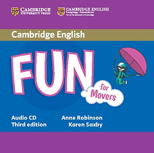 Fun for Movers Audio CDs (2) Third Edition