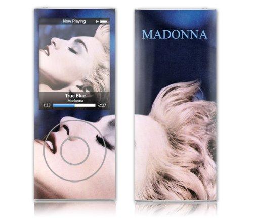 Zing Revolution Ms-Md30005 Ipod Nano- 4Th Gen- Madonna- True Blue Skin front-469981