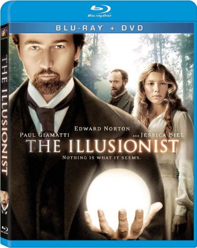 Cover art for  The Illusionist [Blu-ray]