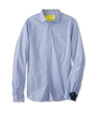 Descendant of Thieves Men's Shadow Graph Check Shirt