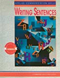APPLIED COMMUNICATION SKILLS WRITING SENTENCES STUDENT EDITION 1996C (Cambridge Workplace Success) (0835919145) by CAMBRIDGE
