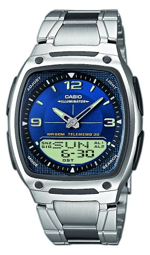 Casio Collection Unisex Watch AW-81D-2AVES