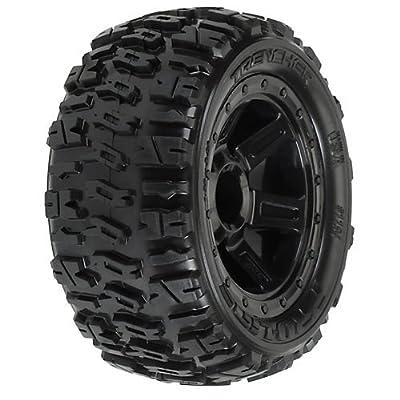 1/16 Trencher 2.2 M2 Tire Mnt Desperado Whl:ERevo