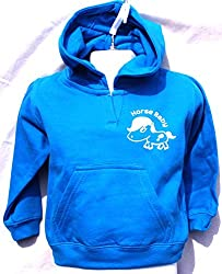 Horse Baby Turquoise Hoodie for Babies & Toddlers £13.99 plus P&P