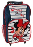 Trade Mark Collections Disney Minnie Mouse Wheeled bag (Blue)