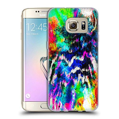 ufficiale-caleb-troy-zebra-in-technicolor-vivido-cover-morbida-in-gel-per-samsung-galaxy-s7-edge