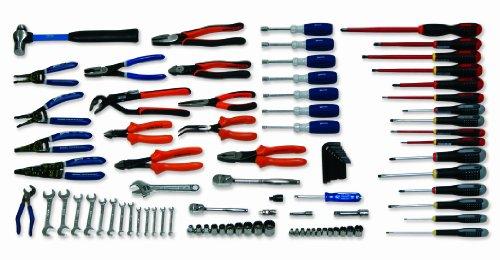 Jh Williams Wsc-95 94-Piece Basic Electrical Repair Set