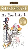 Image of As You Like It (Shakespeare, Signet Classic)