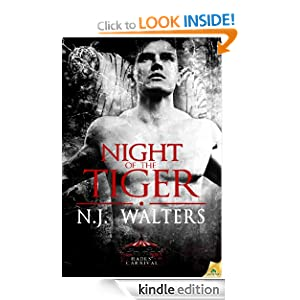 Night of the Tiger: Hades' Carnival Series, Book 1