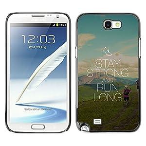 Samsung Galaxy Note 2 N7100 ¡ï Stay Strong And Run Long ¡ï: Cell
